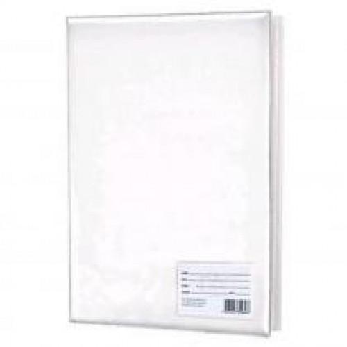 Pasta catálogo ofício 240mmx300mm branco c/ 10 env.